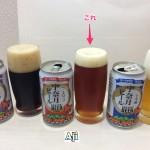 宇奈月ビール 飲み比べ トロッコ アルト