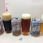 宇奈月ビール 飲み比べ カモシカ ボック