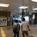 恵比寿駅から恵比寿ガーデンプレイスへ