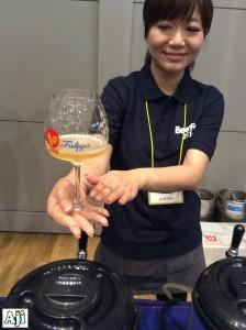 埼玉県 こぶし花ビール ベルギーホワイト