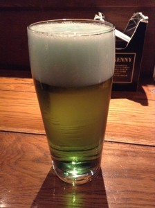THE DUBLINERS' Green Beer