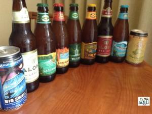 ハワイ・クラフトビール一覧