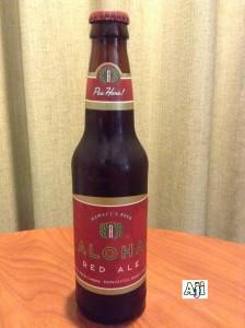 ALOHA RED ALE