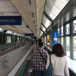 恵比寿駅から恵比寿ガーデンプレイス・ガーデンホールへ