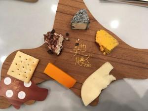 選んだ5種チーズ ボリューム満点!
