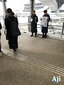 豊洲市場駅 Oishii 土曜マルシェ スタッフ
